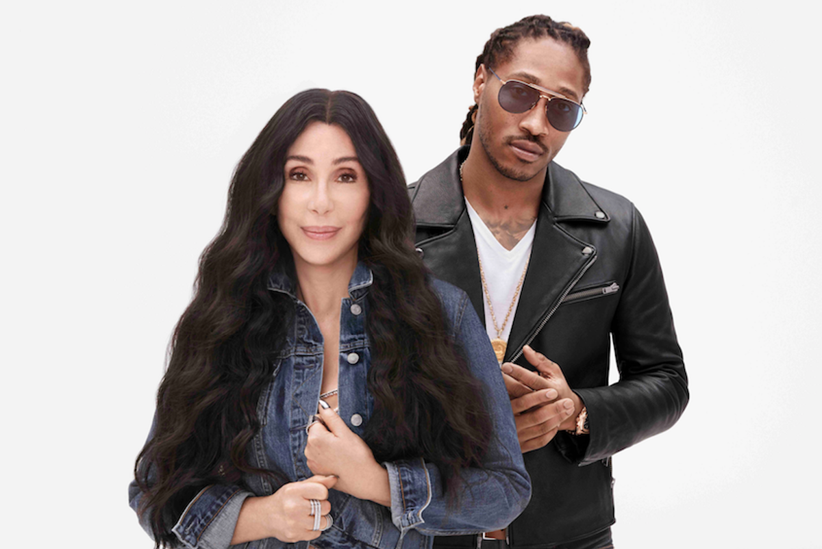 Nothing Is Cuter Than Cher and Future Singing Together in a Gap Ad