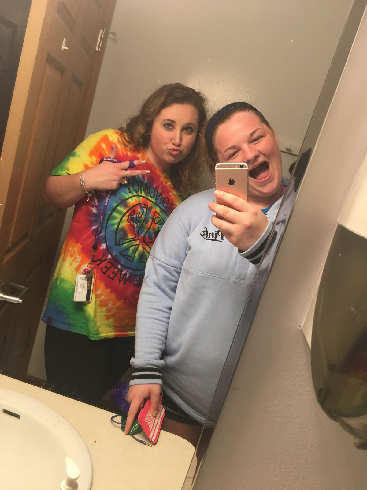 To My Random Roommate Who Became My Best Friend