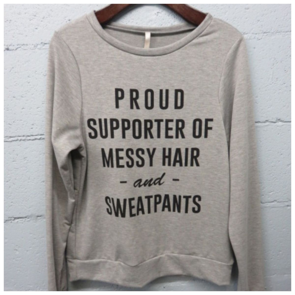 A Love Letter To Sweatpants And Baggy Crewnecks