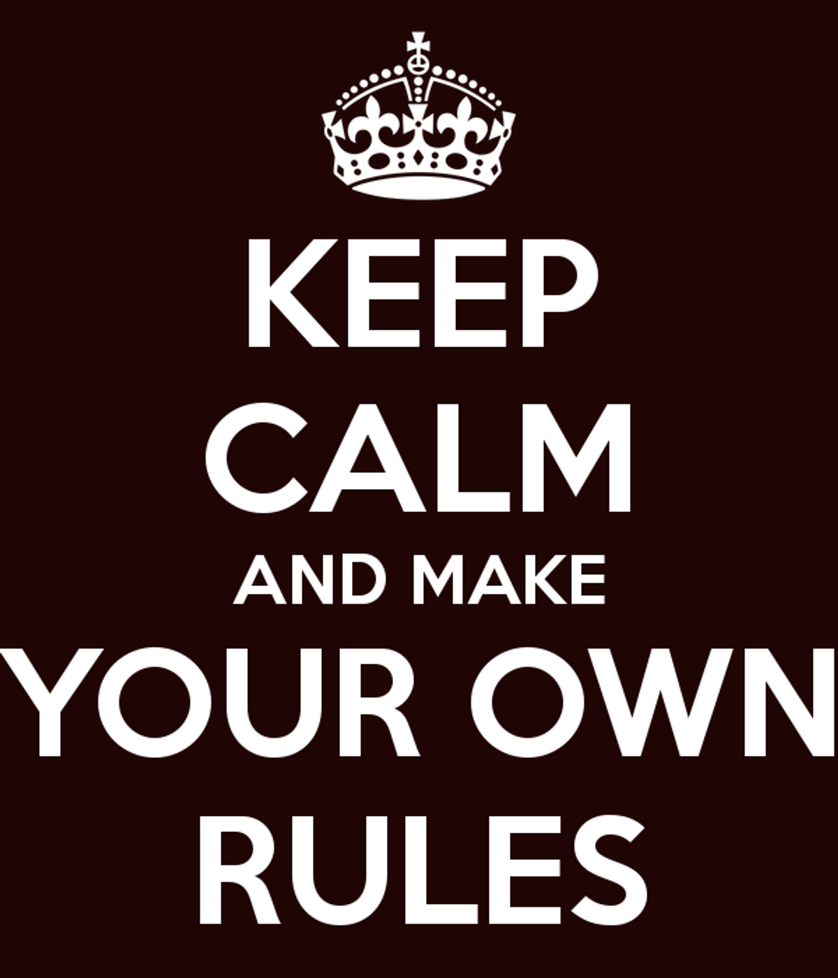 26 Rules I've Learned to Live By