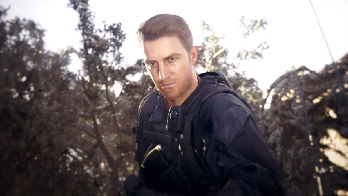 Why Chris Redfield Is Not Actually Chris In Resident Evil 7