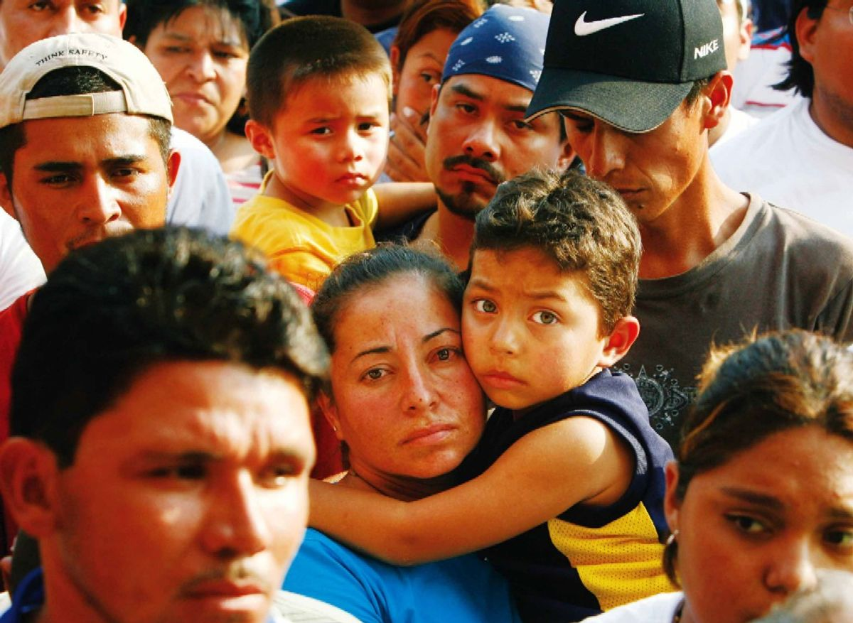 Immigrants Actually Don't Get Handouts