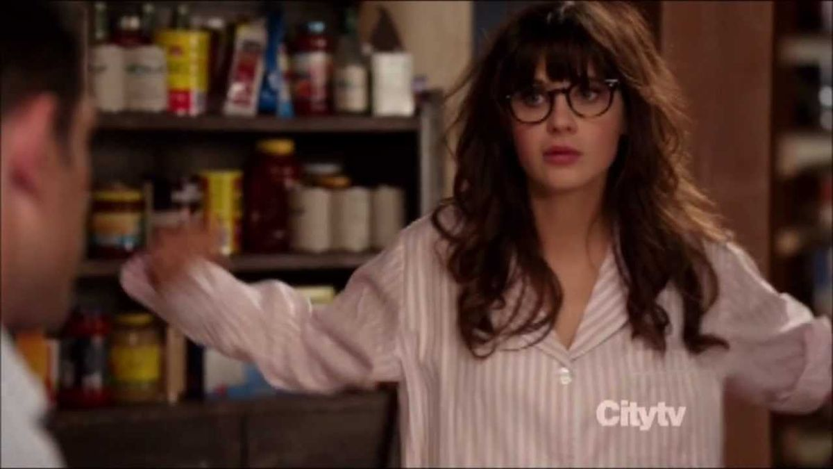 12 New Girl GIFs To Describe Life In Your Early 20s