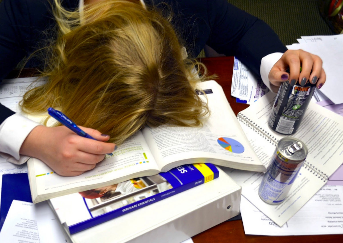 The 5 Stages Of USC Study Days