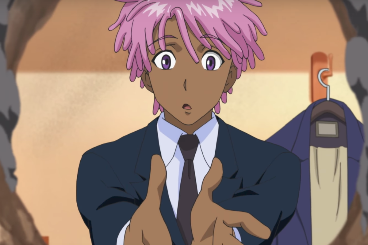 The Trailer for Jaden Smith's Netflix Anime Series Is Just What We Expected (Brilliant)