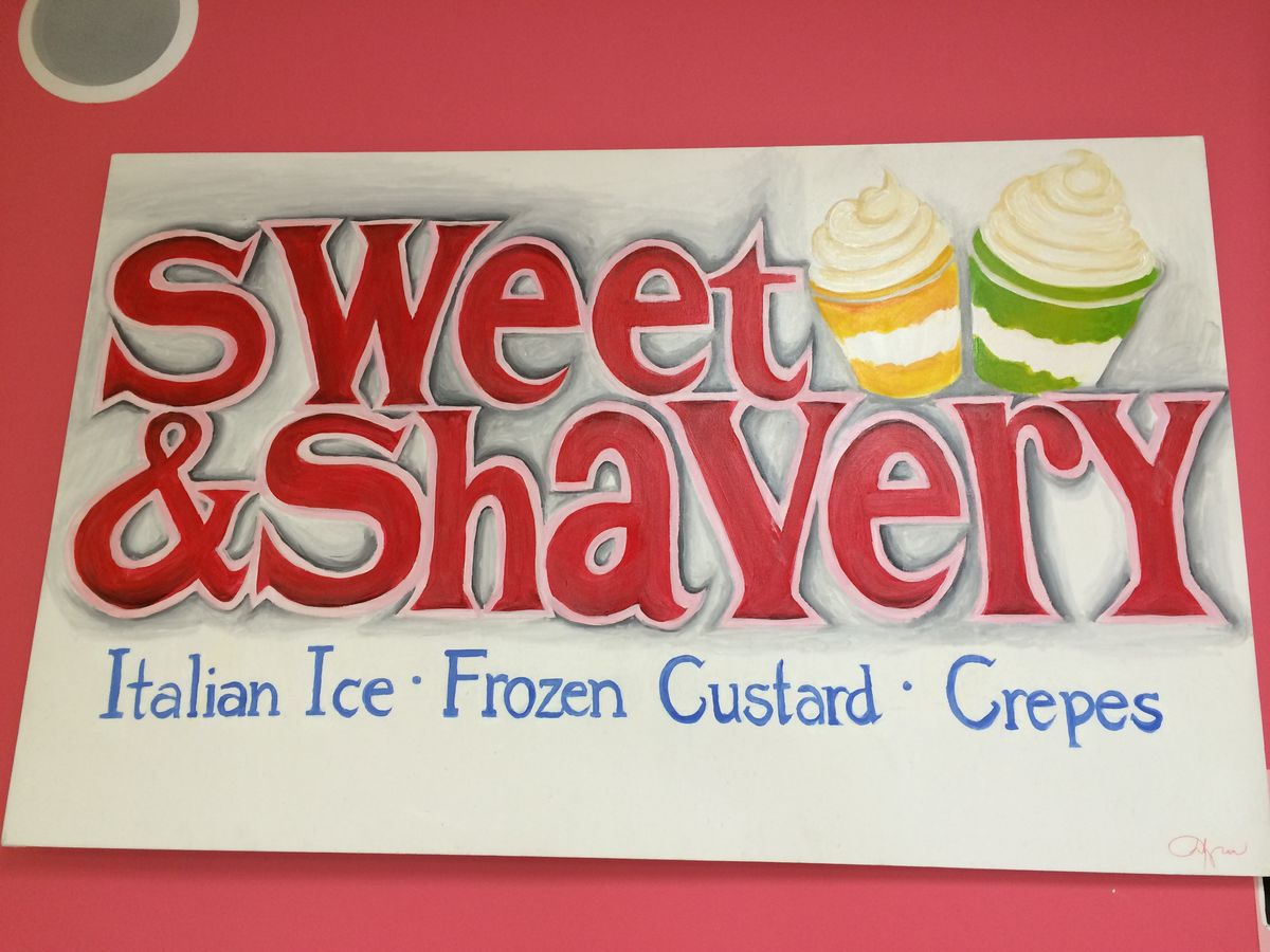 Sweet & Shavery, the Perfect Dessert Stop