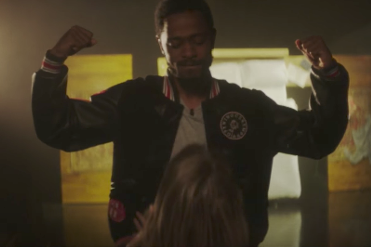 Spike Jonze Directed Lakeith Stanfield and Mia Wasikowska in a Live Dance Film and It's Incredible