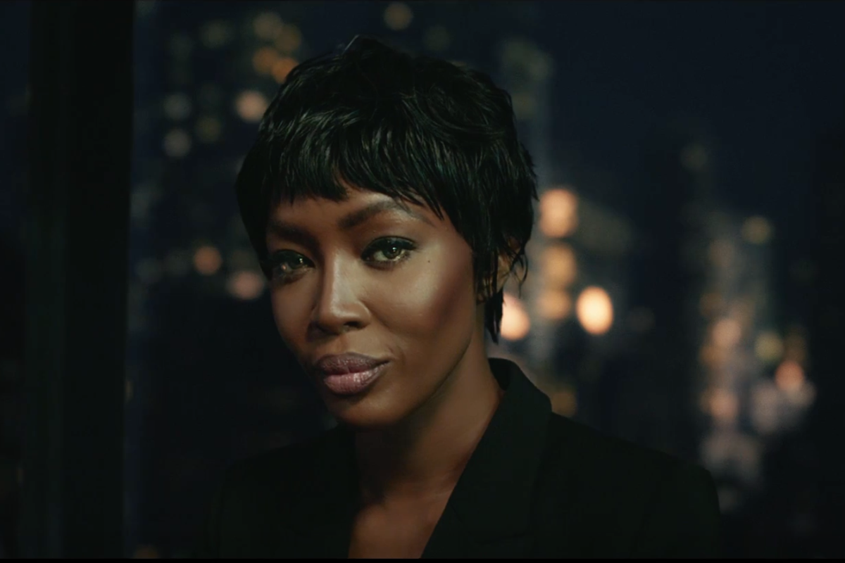 Watch Naomi Campbell Lip-Sync Wham! in Tokyo for H&M