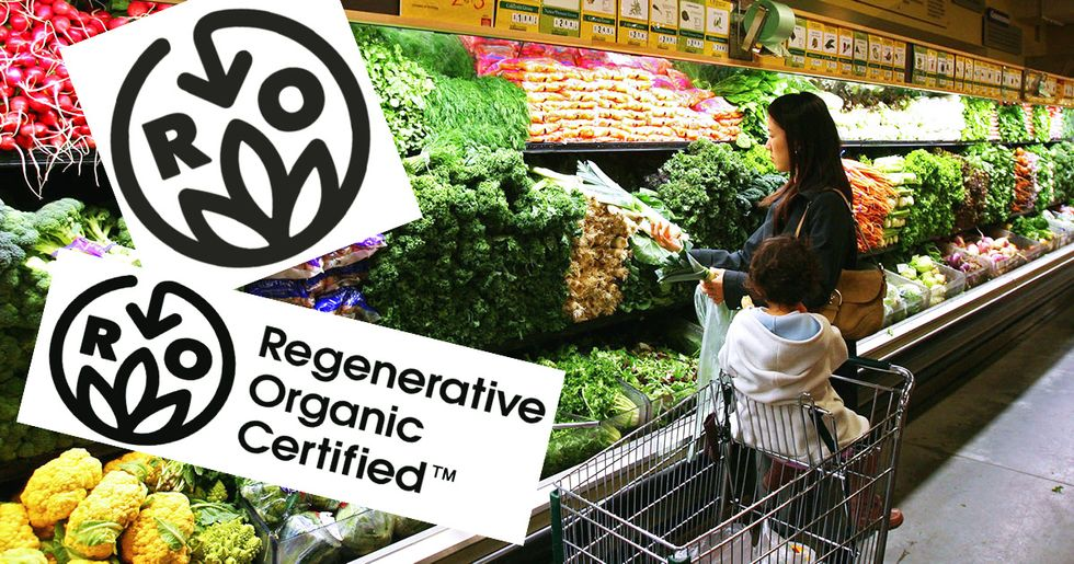 A New Food Label Is Coming Soon and It Goes 'Beyond Organic'