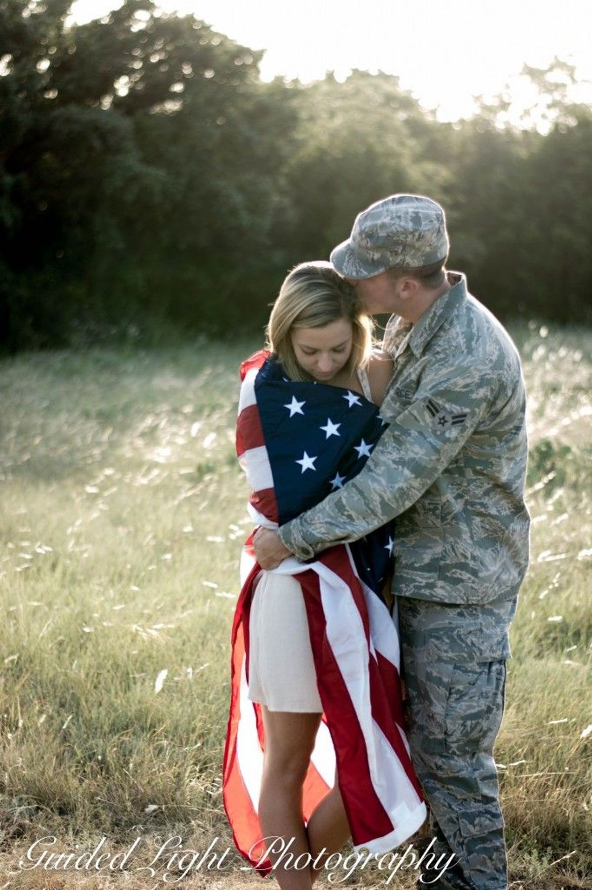 10 Things To Know About Dating A Military Man