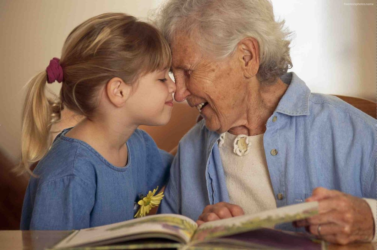 There's Nothing Like A Grandmother's Love