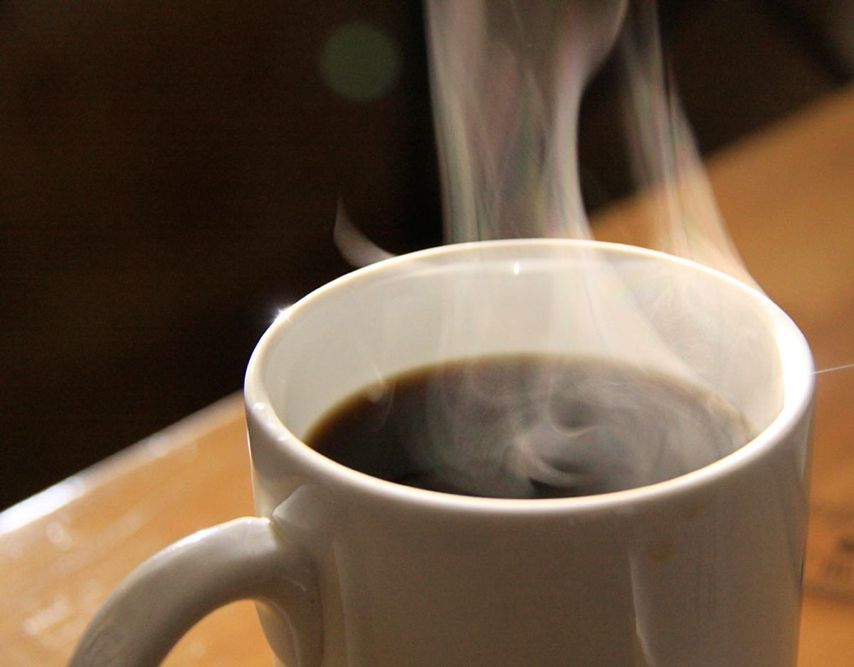 Coffee Withdrawal: What It's Like To Give It Up For Lent