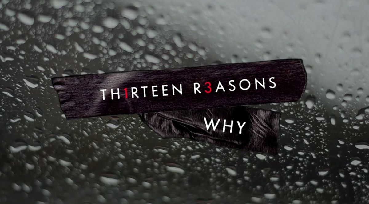 To Everyone Suddenly In Love With '13 Reasons Why'