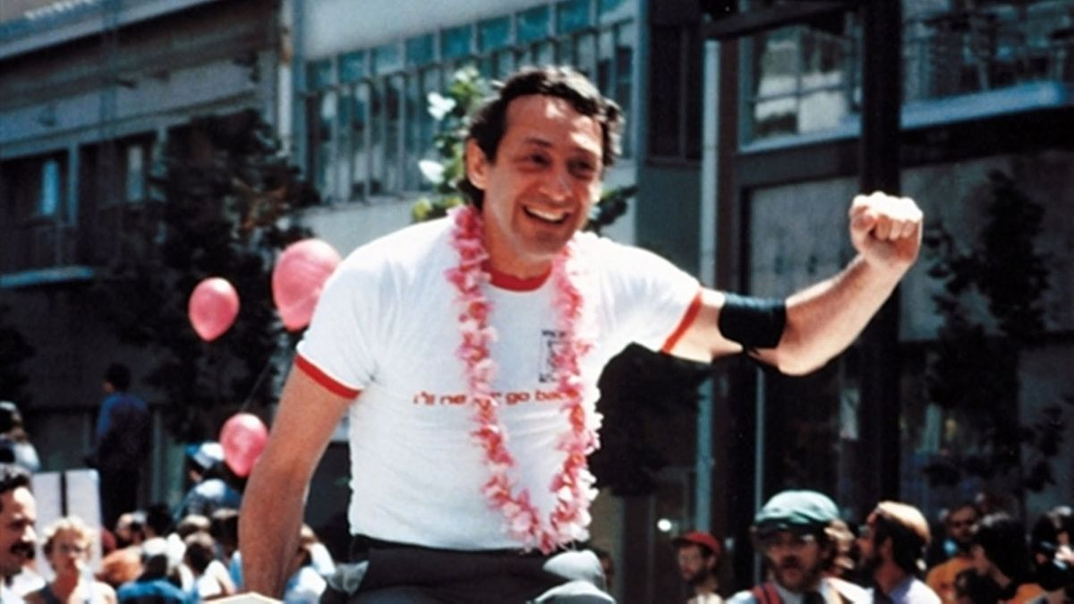 'The Times Of Harvey Milk' and Milk