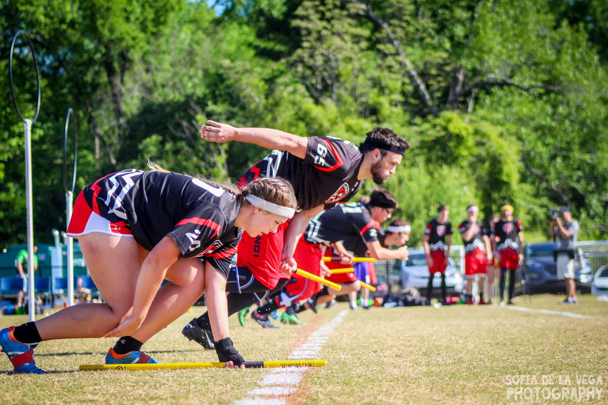 The Quidditch World Cup Is A Real Life Event