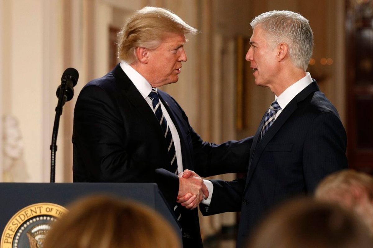 The Good And The Bad Of Supreme Court Member Neil Gorsuch