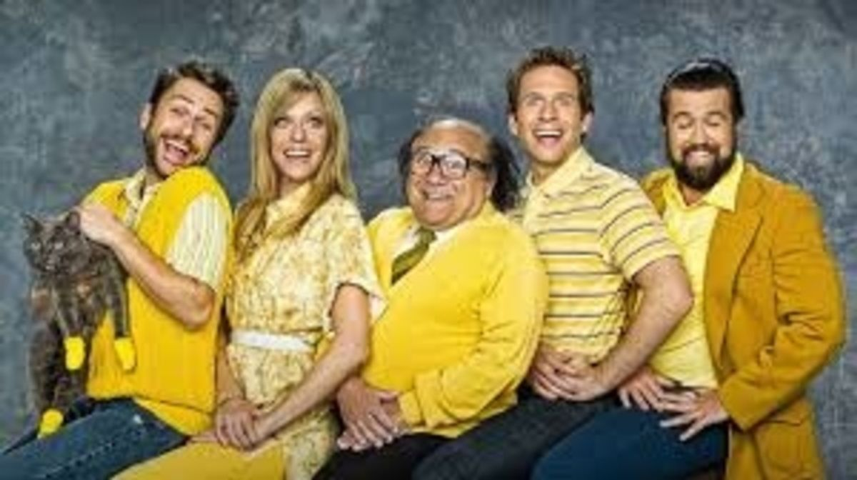 """Thoughts Of A Graduating Senior As Told By """"It's Always Sunny In Philadelphia"""""""