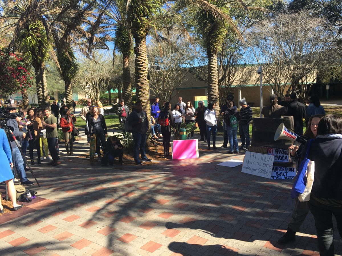 USF Refuses To Divest Despite Overwhelming Pressure From Students