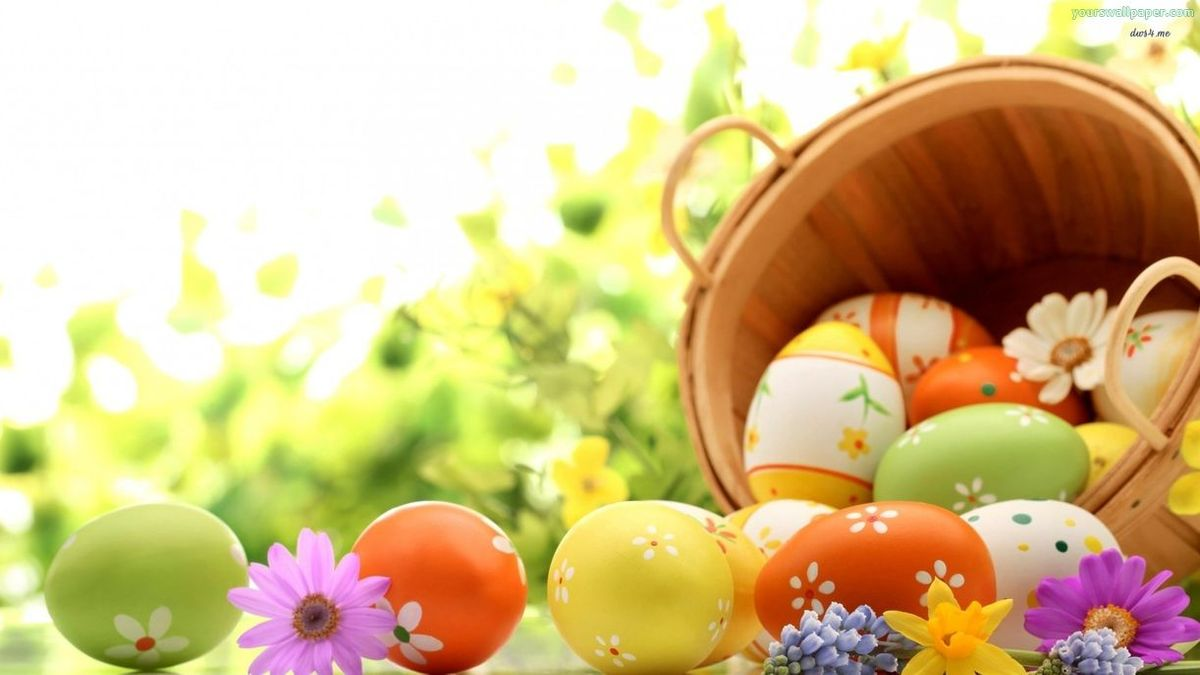 5 Must-Dos For Easter