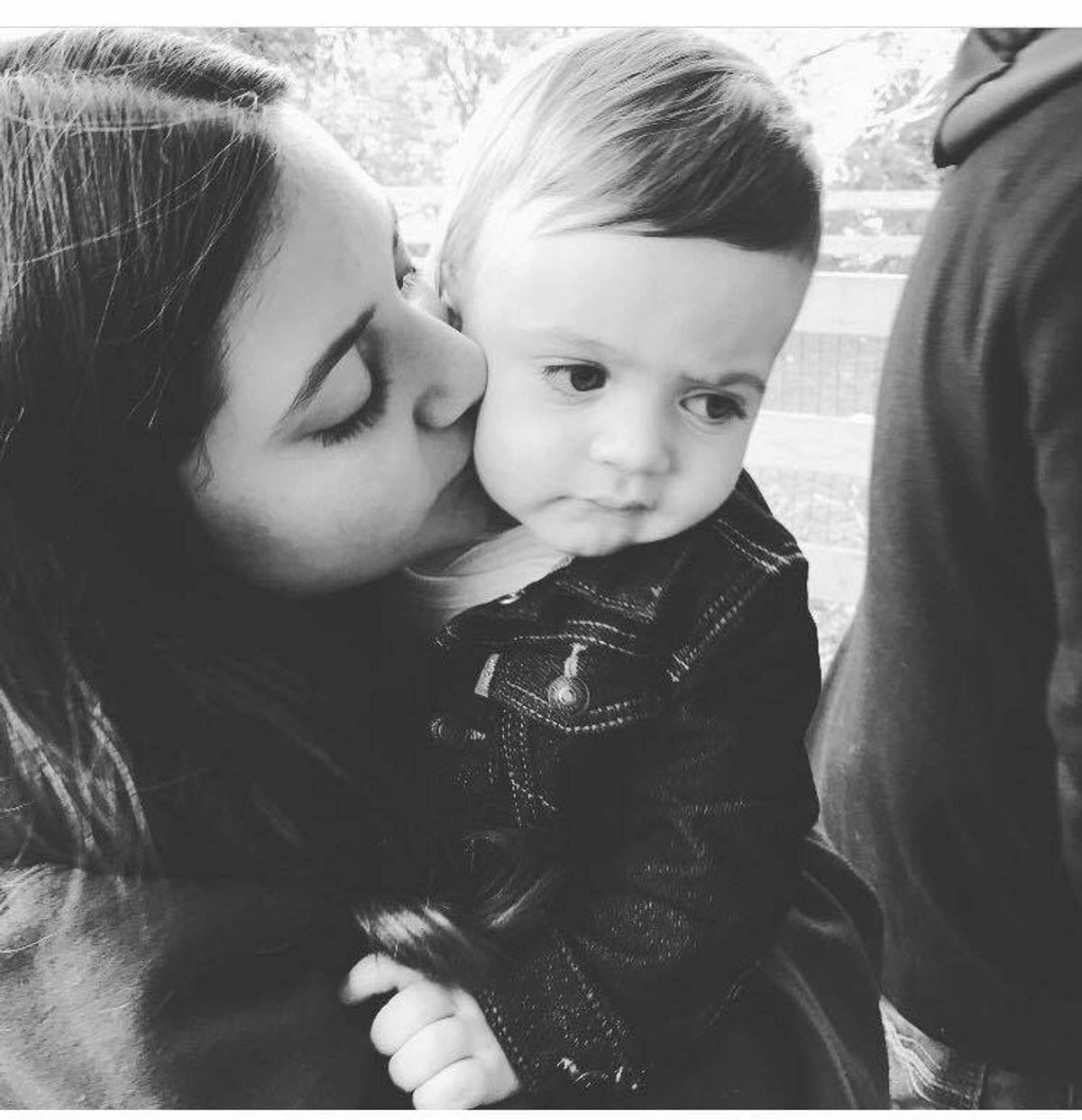 A Letter To My One-Year-Old Godson