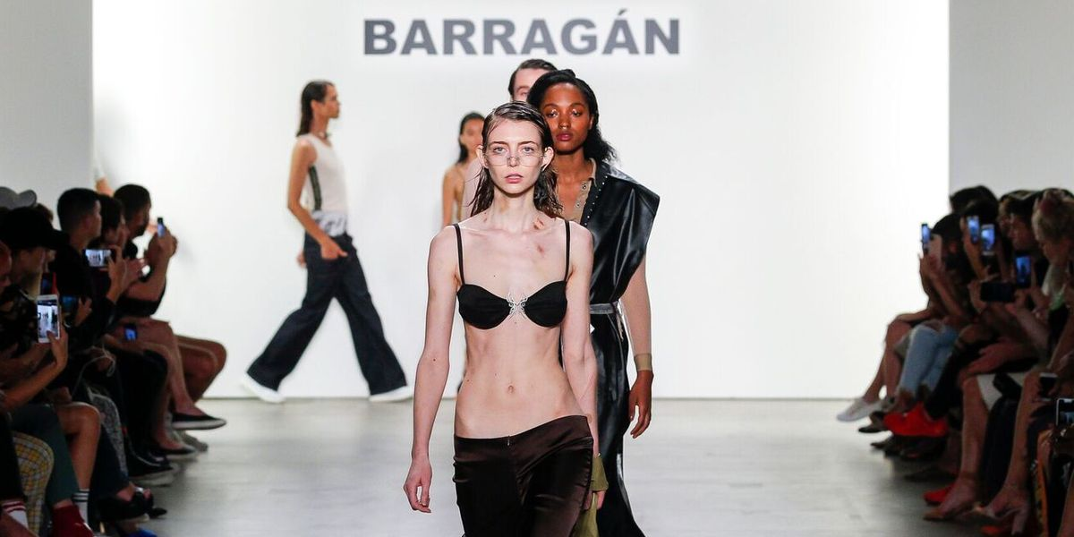 Meet BARRAGÁN: The Emerging Label Drawing Inspiration from Mexico City And Tribal Tattoos