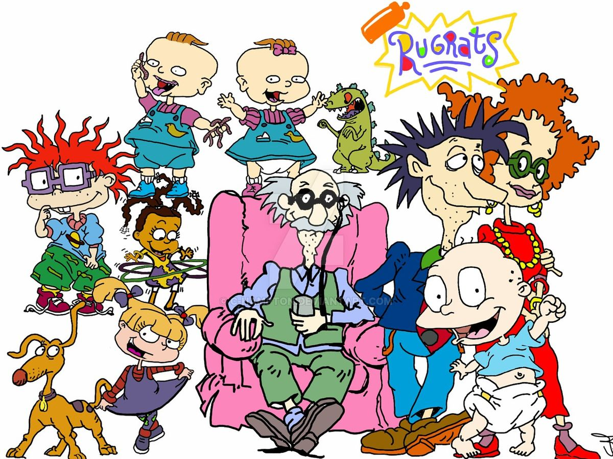 Why This Was Progressive, Round 2: Rugrats