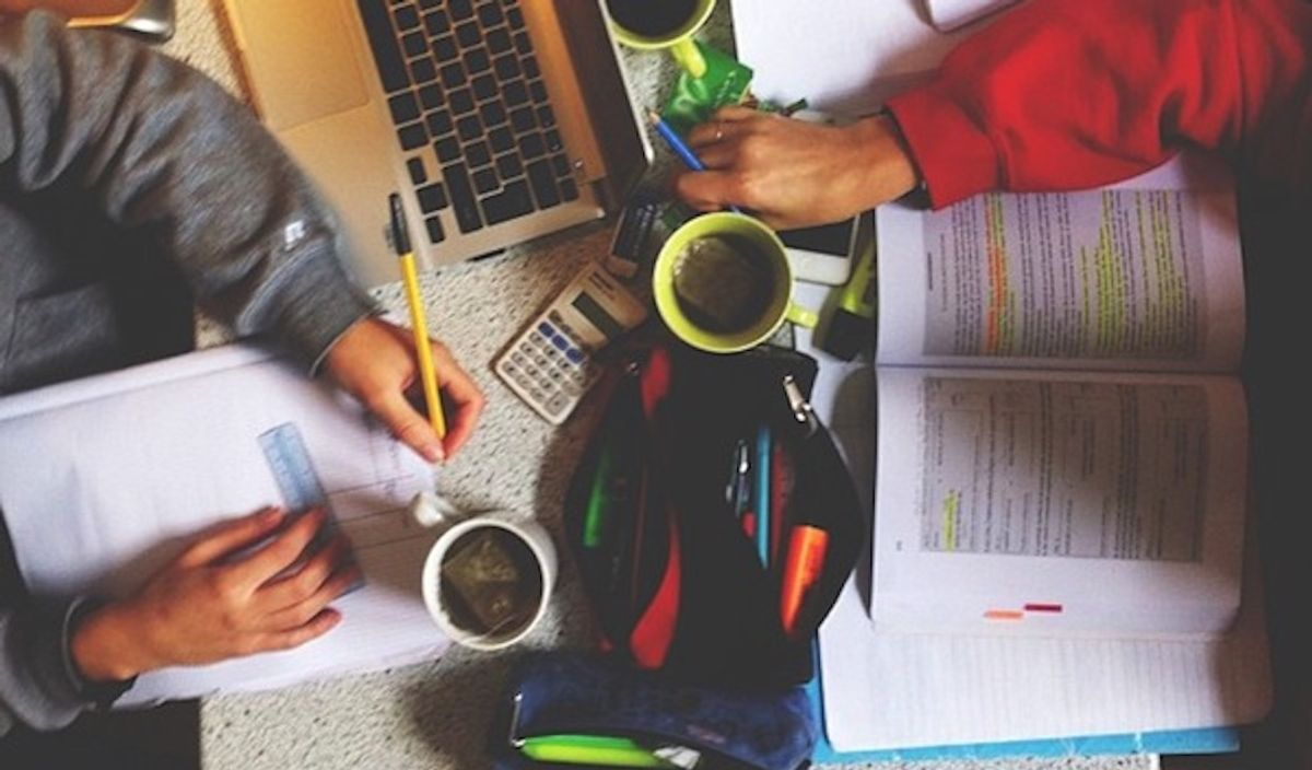 18 Steps Your Thought Process Takes During Finals Time
