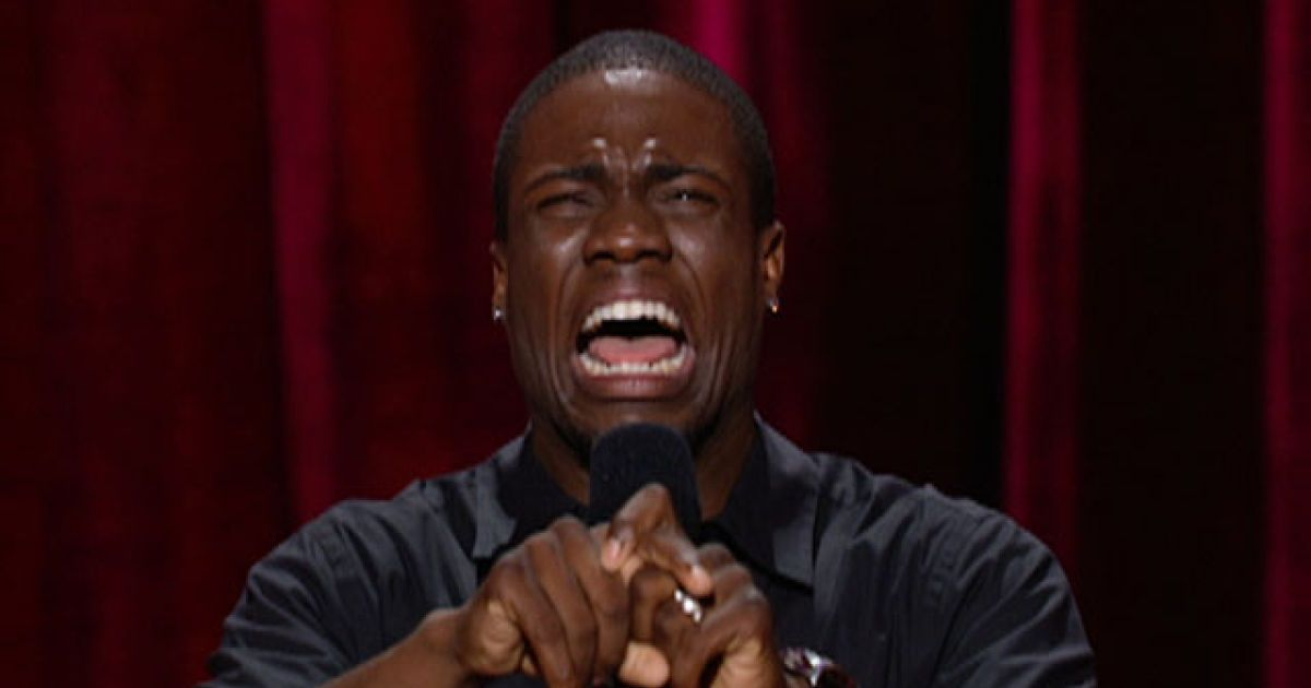 Finals Week As Told By Kevin Hart