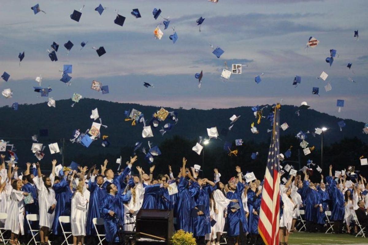 A Letter To The High School Senior Eager To Graduate