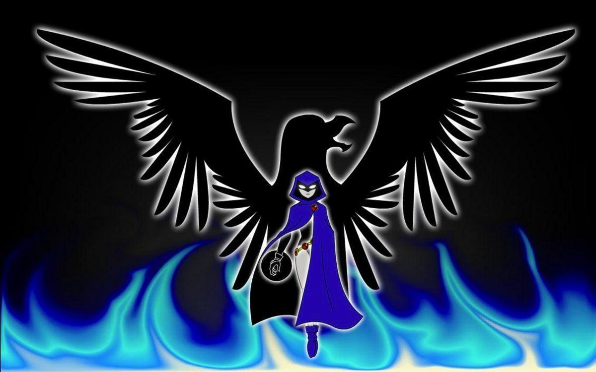 On Raven Wings