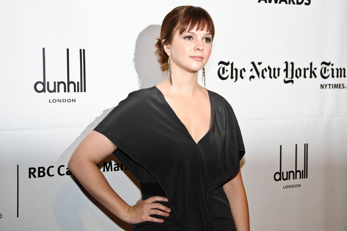 Amber Tamblyn Says We Need to Believe Women Who Report Sexual Violence in Powerful New Op-Ed