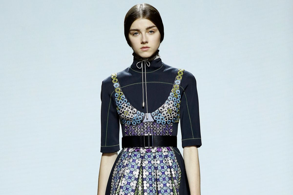 The Paper Point of View: Mary Katrantzou, Topshop, and More of Our Faves From LFW Day 3