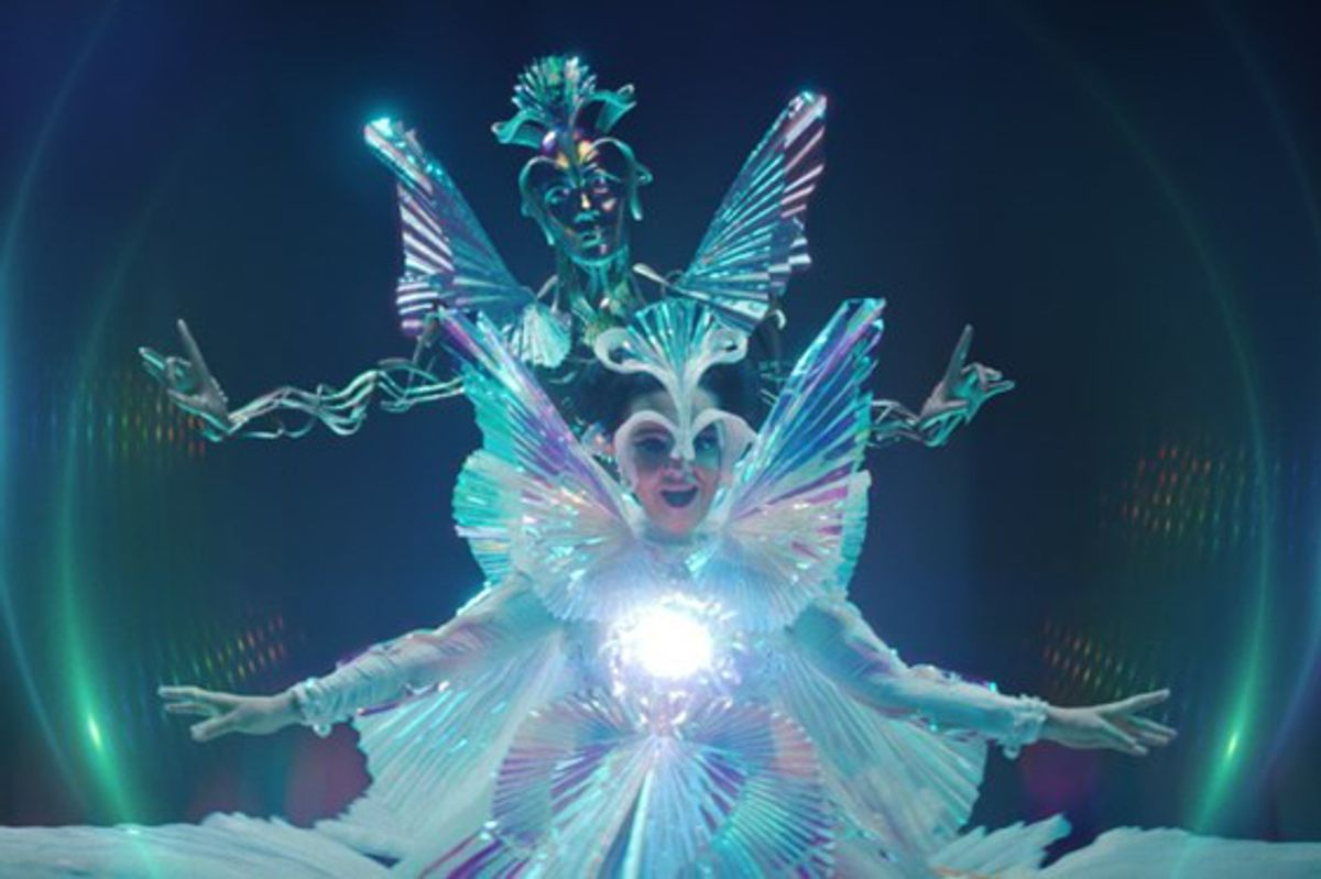 """Watch and Weep at Björk's Magical New Video for """"The Gate"""""""