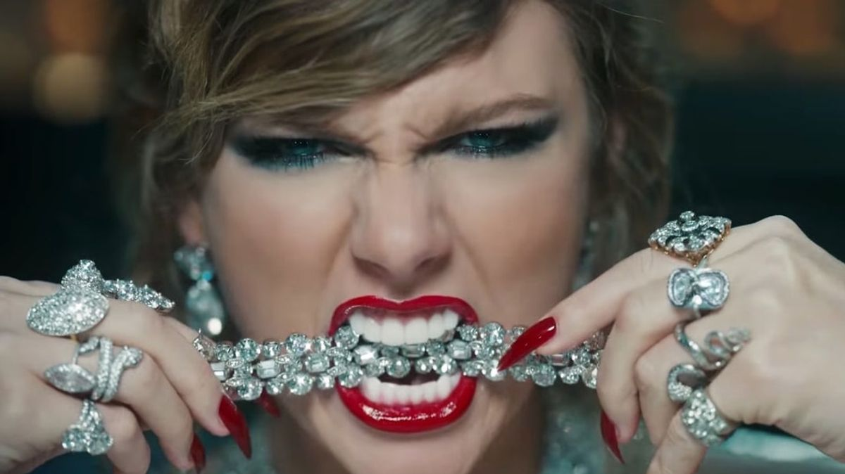 Sorry, But Taylor Swift Is An Awful Role Model For Young Women