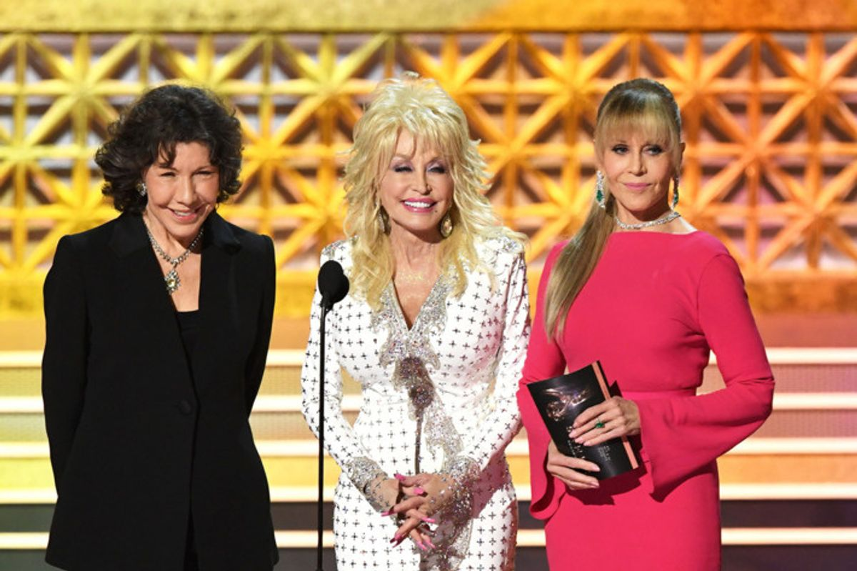 """Dolly Parton Nicknaming Her Boobs """"Shock and Awe"""" Proves She is Queen"""
