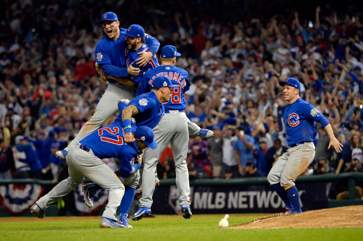 Why The Cubs Won't Win The 2017 World Series