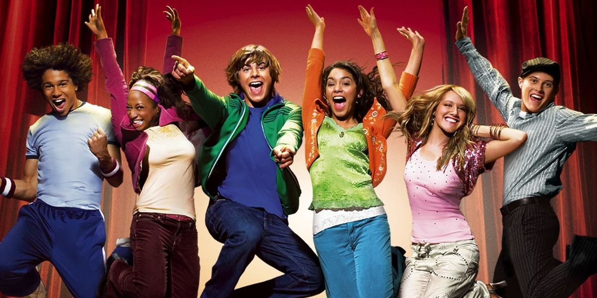 "7 Lessons ""High School Musical"" Taught Us about High School"