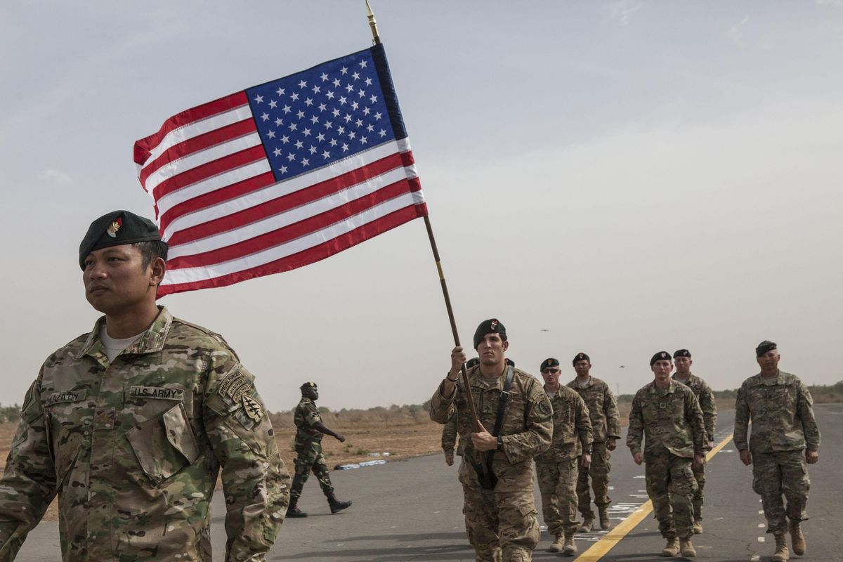 When You Disrespect The Flag, You Disrespect The Military