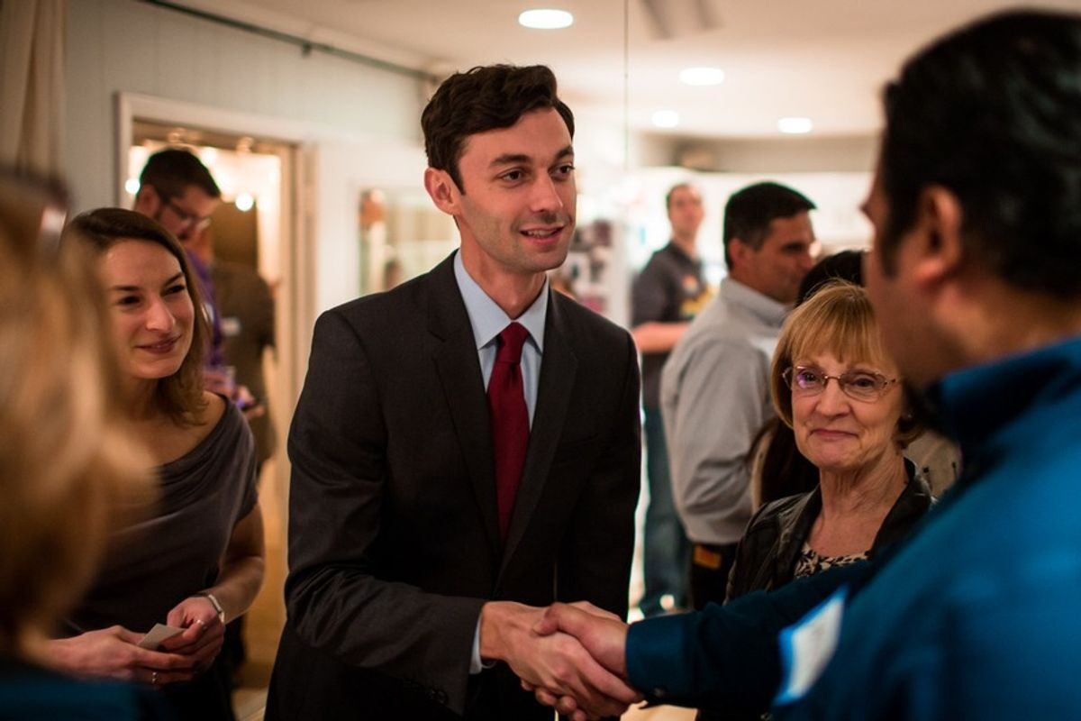 6 Things You Should Know About Jon Ossoff: Atlanta's 6th District Candidate