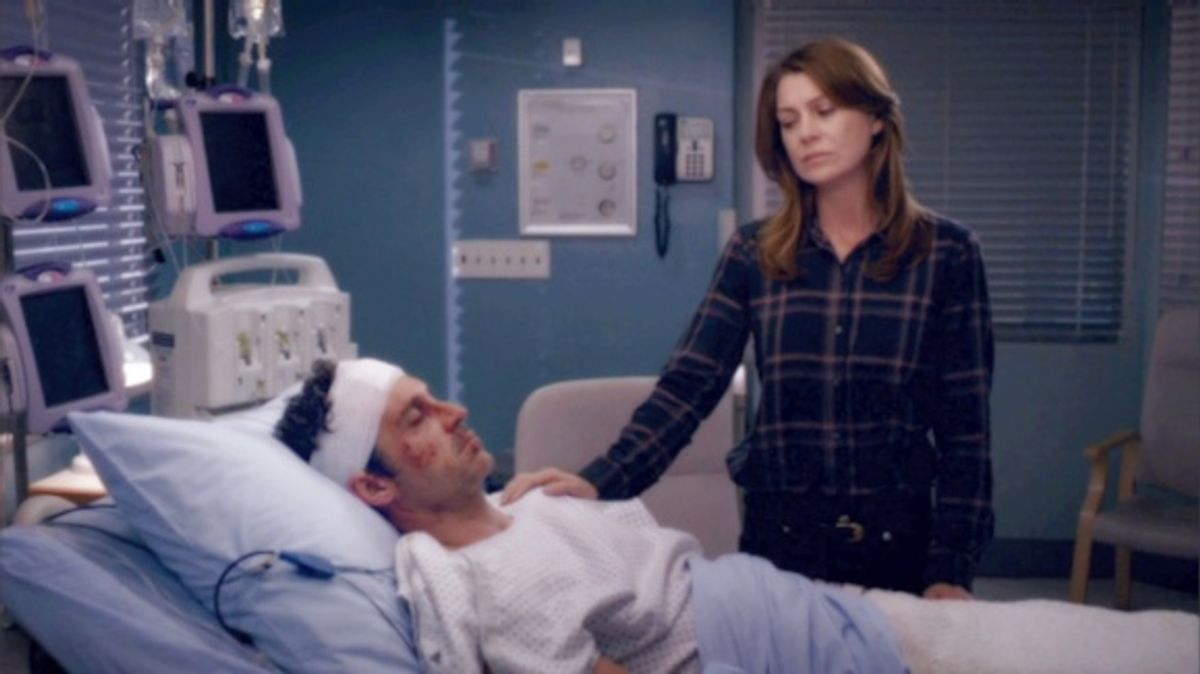 The Demise Of McDreamy