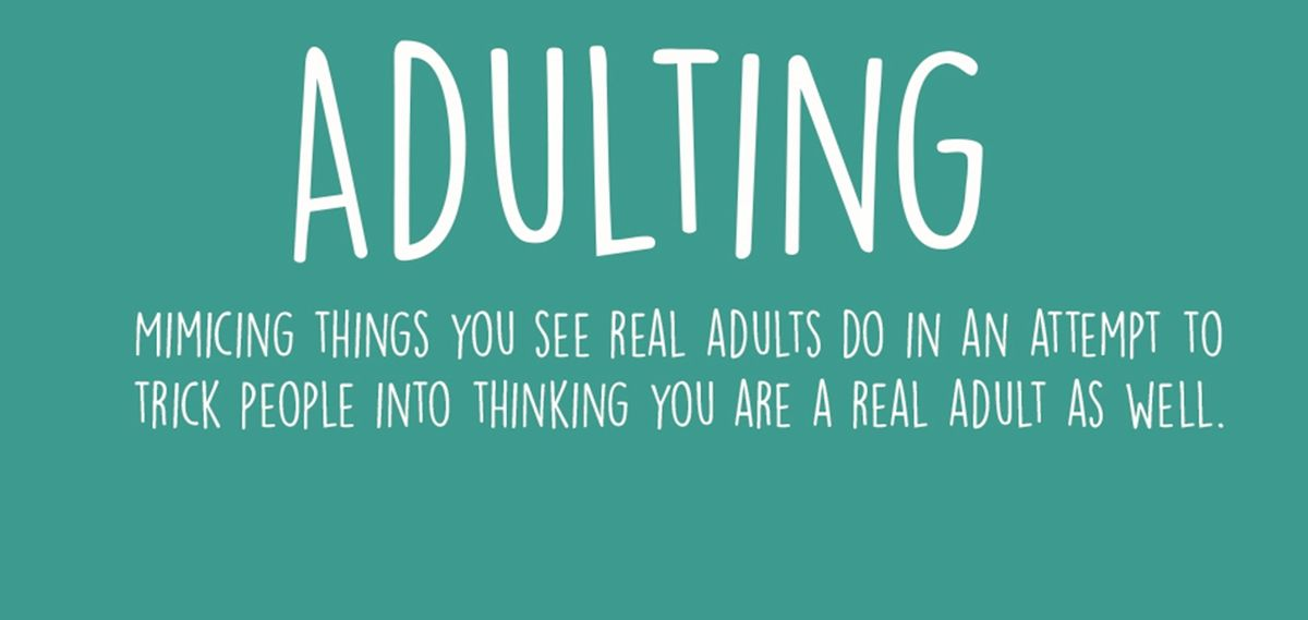 Adulting Tips You're Never Taught In School