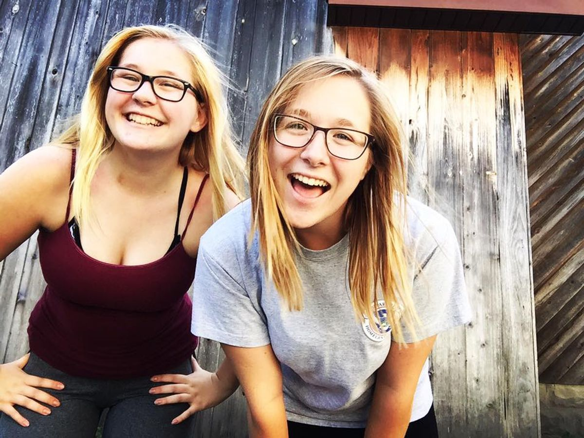 An Open Letter To The Little Sister Who Captured My Heart