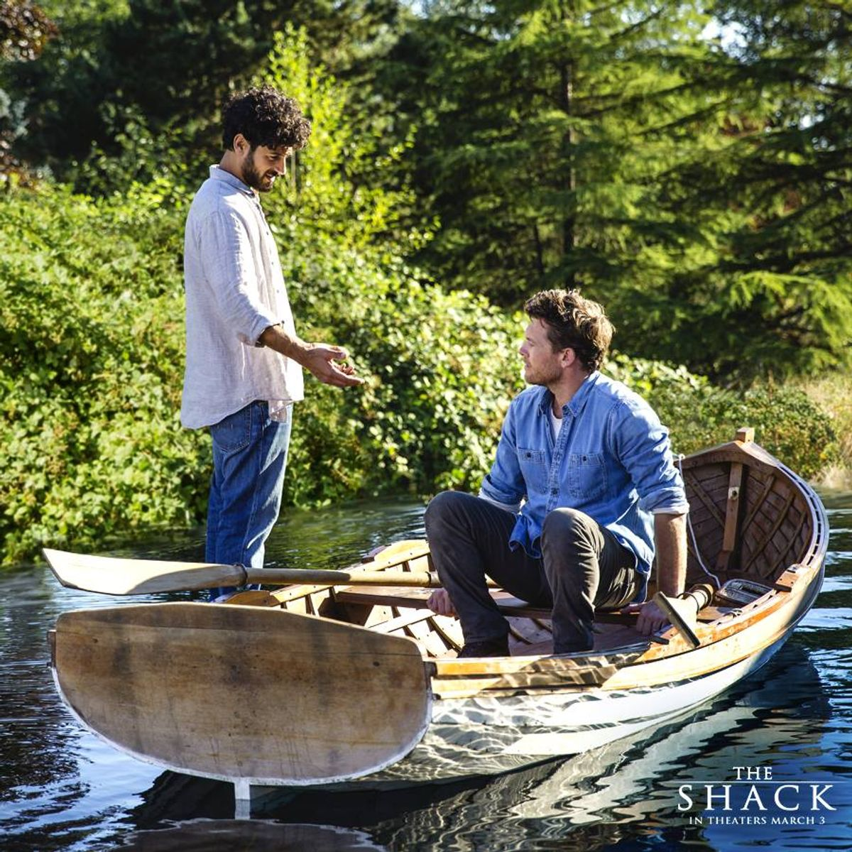 """8 Powerful Quotes From """"The Shack"""""""