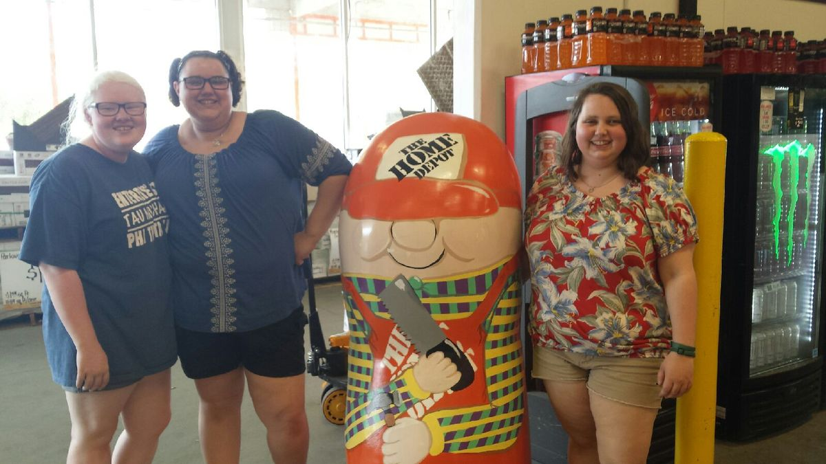 Can You Find All The Peanut Statues In Dothan Alabama?