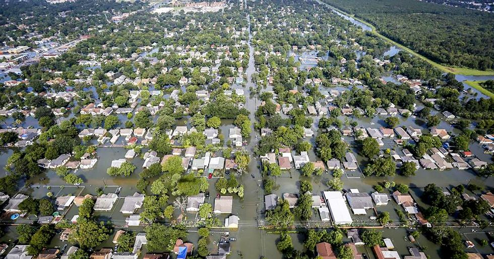 Toxic Aftereffects of Hurricane Harvey Plague Houston