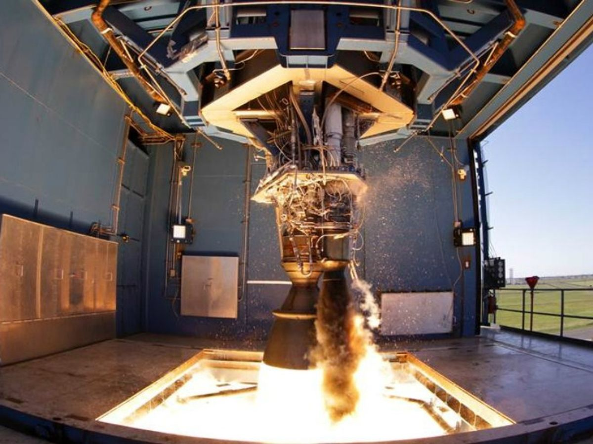 SpaceX's Rocket Engine Family