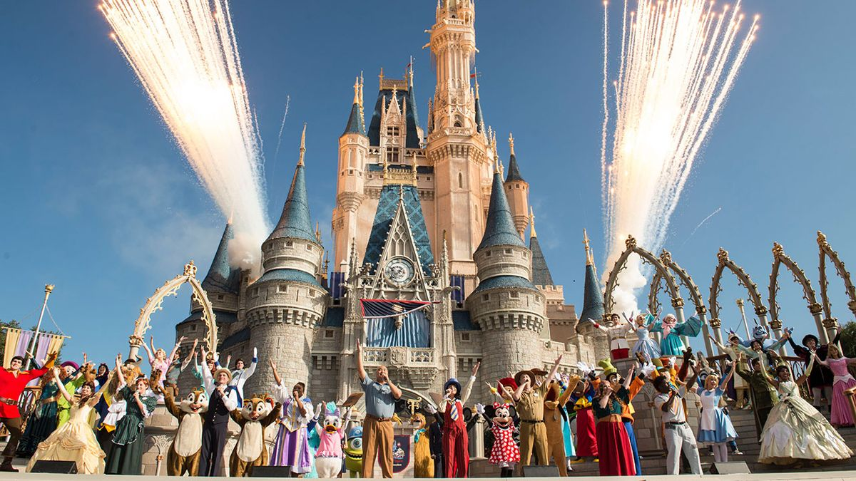 I Will Never Outgrow Disney