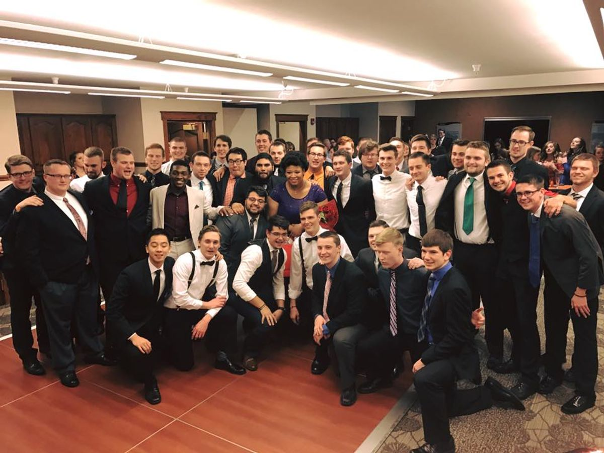 23 Fraternity Names: A Positive Viewpoint