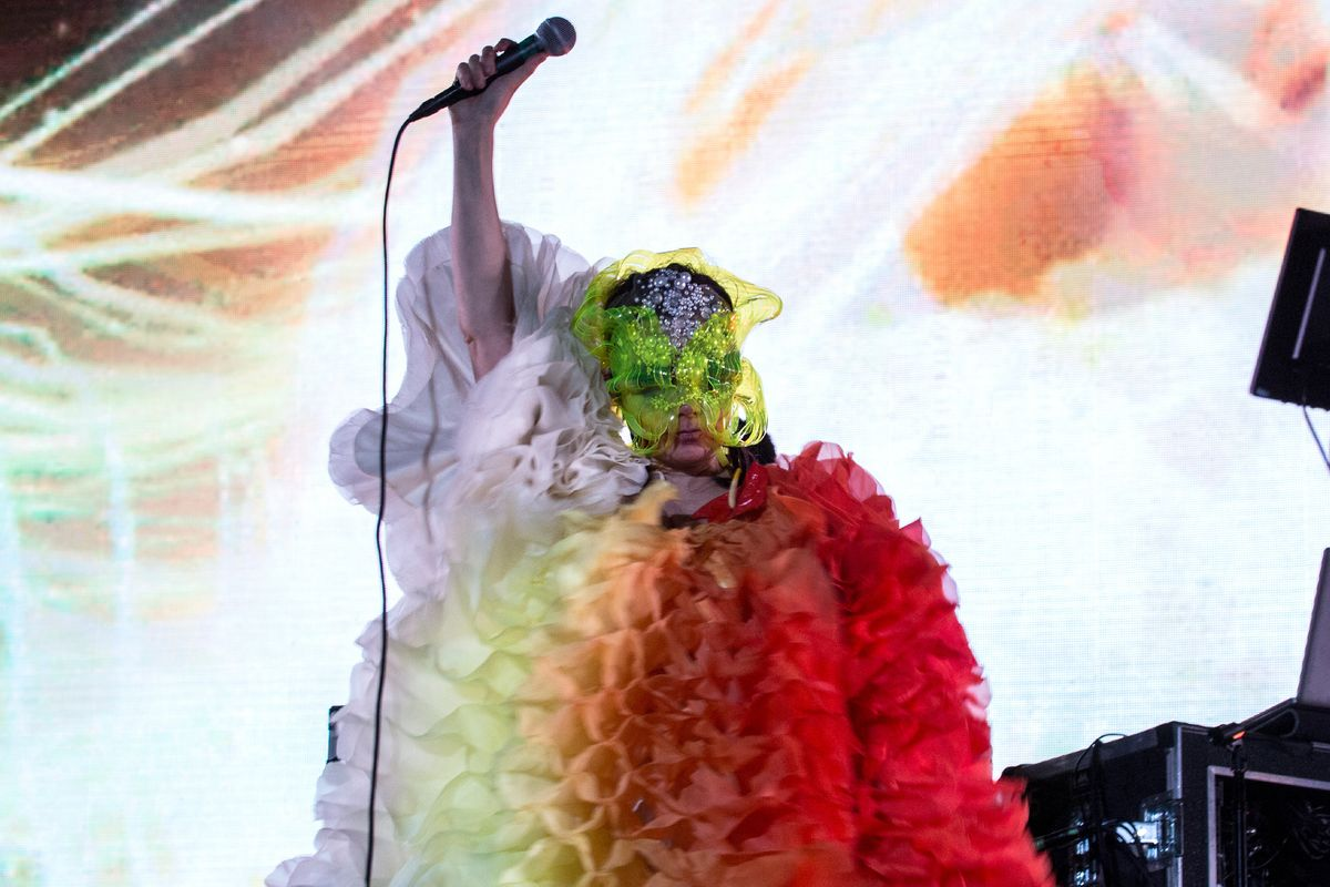 Björk Takes Us to 'The Gate' in New Single