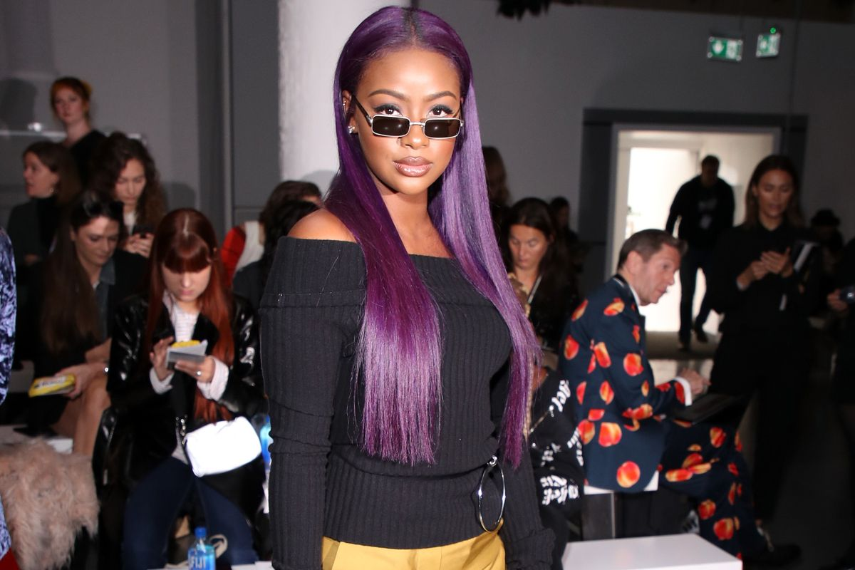 See Justine Skye, Boy George, and More Go Front Row at LFW